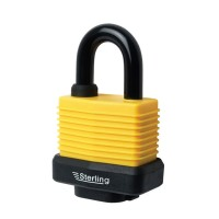 Sterling 49mm Weatherproof Padlock