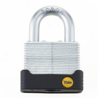 Protector Laminated Steel Padlock 55mm