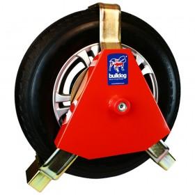 Bulldog Centaur Wheel Clamps