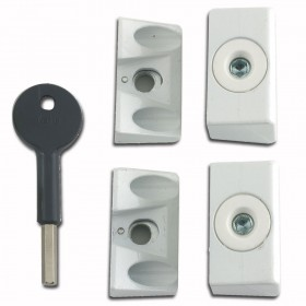Yale 8K108 Sash Window Lock x 2