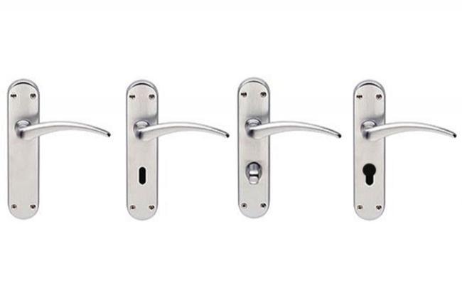Door Handle Types >> Door Handle Types Explained Knowledge Base Saunderson Security