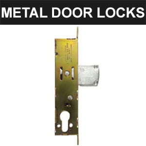 Metal Door Locks