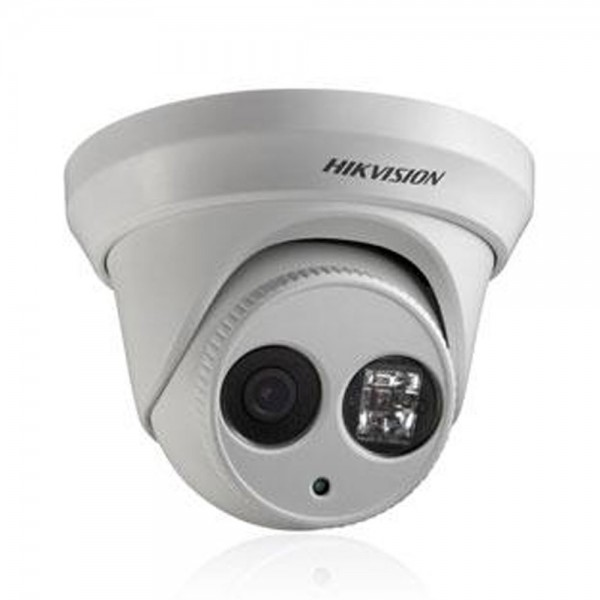 Hikvision 2mp Exir Ip Dome Camera Saunderson Security
