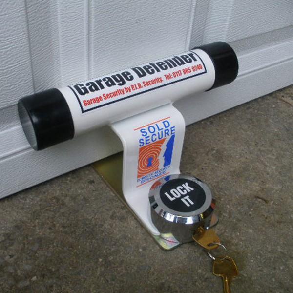 PJB Garage Defender Master With Lock