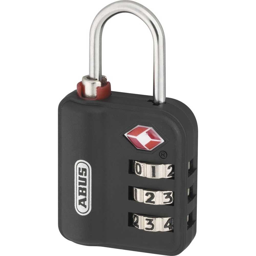Abus 147TSA 30mm Combination Luggage Padlock