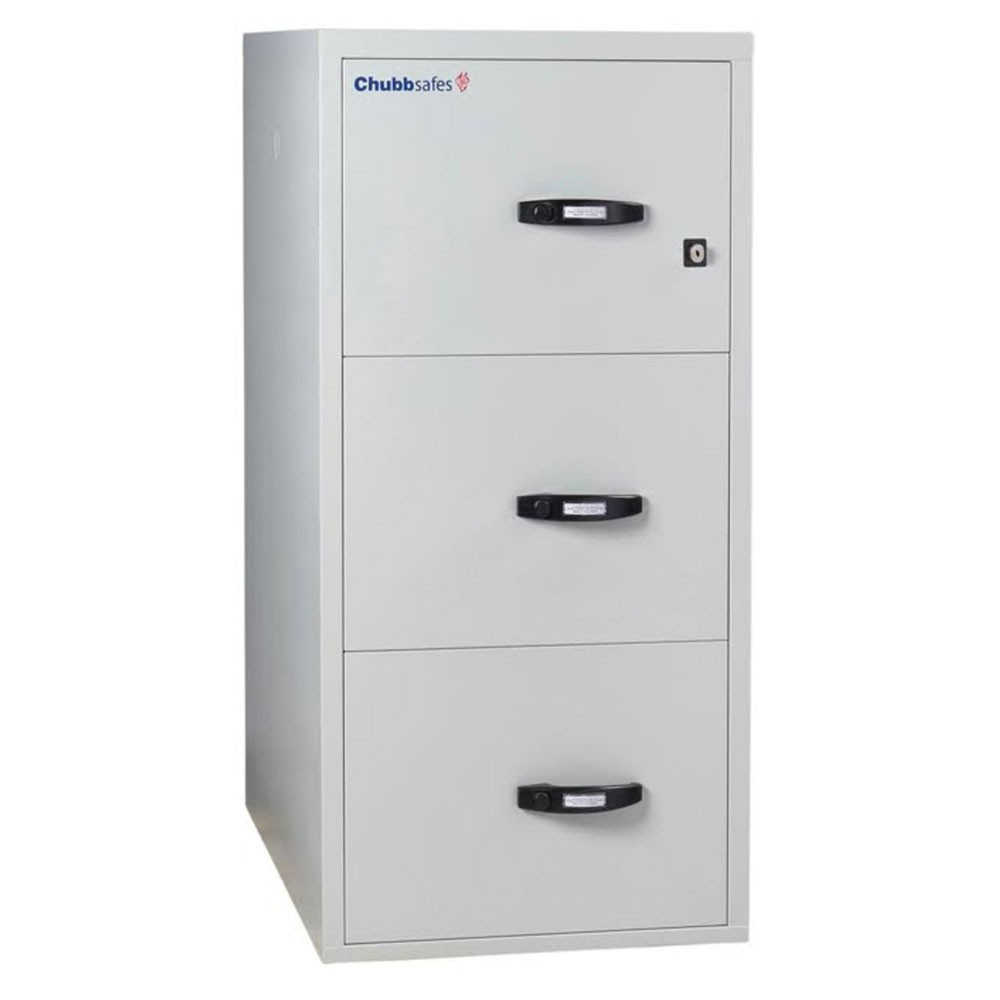Chubbsafes Profile Two Hour Three Drawer
