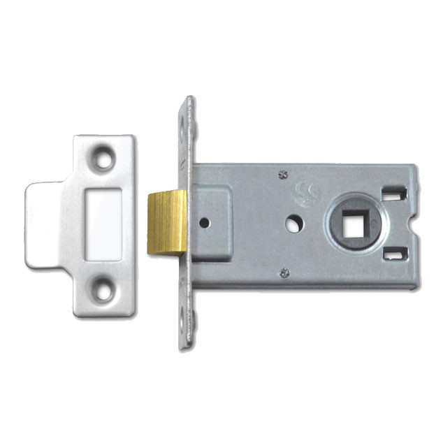 Legge 3709LK Latch 76mm Nickel Plate