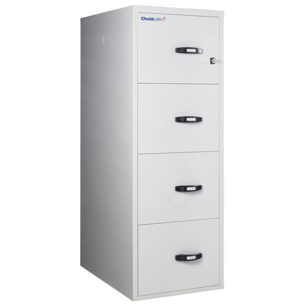 Chubbsafes Profile 25 Inch Cabinet 4 Drawer