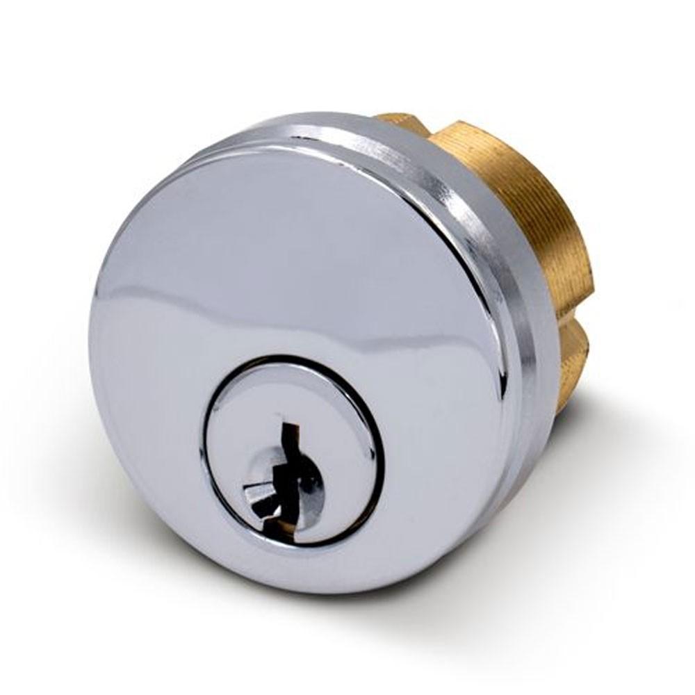 Adams Rite 4056-61 Screw In Cylinder Chrome