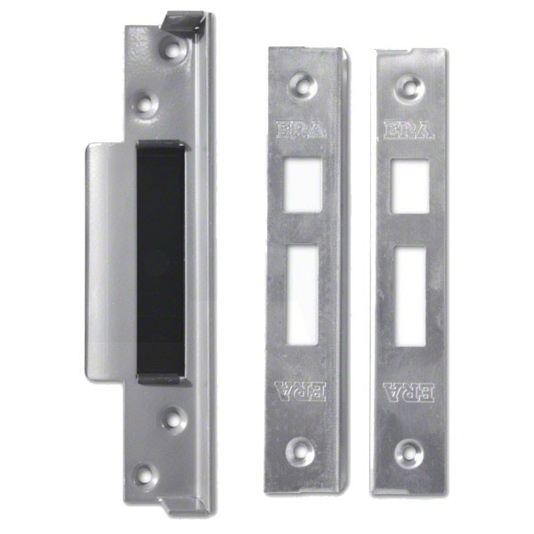 Era Sashlock Rebate Satin Chrome