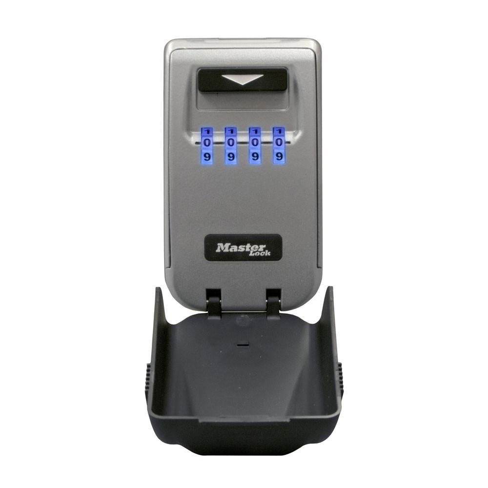 Master Lock 5425EURD Light Up 4-Dial Keysafe