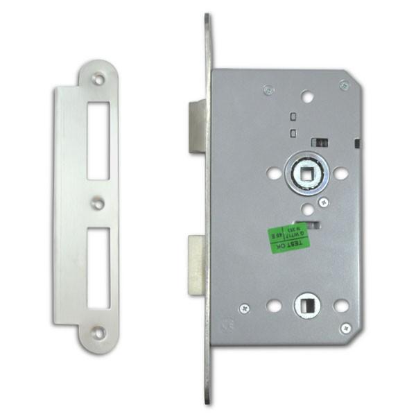 Briton 5430 Bathroom Lock - Round Forend