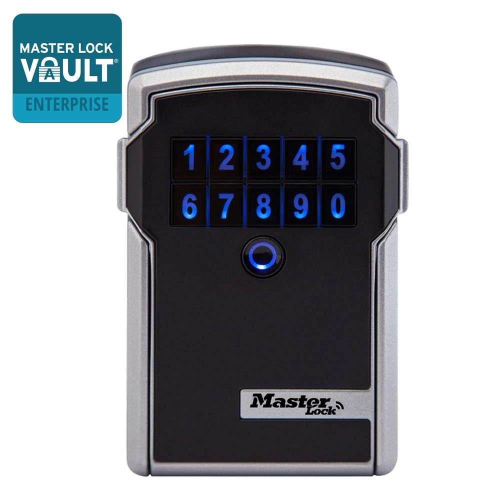 Master Lock Enterprise Wall Mount Key Safe