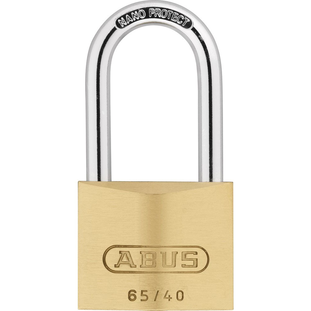 65/40HB40 Brass Padlock LS