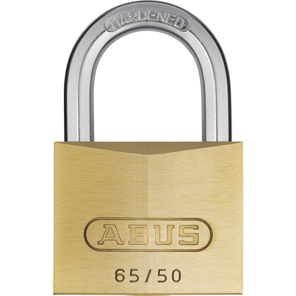 65/50 Brass Padlock