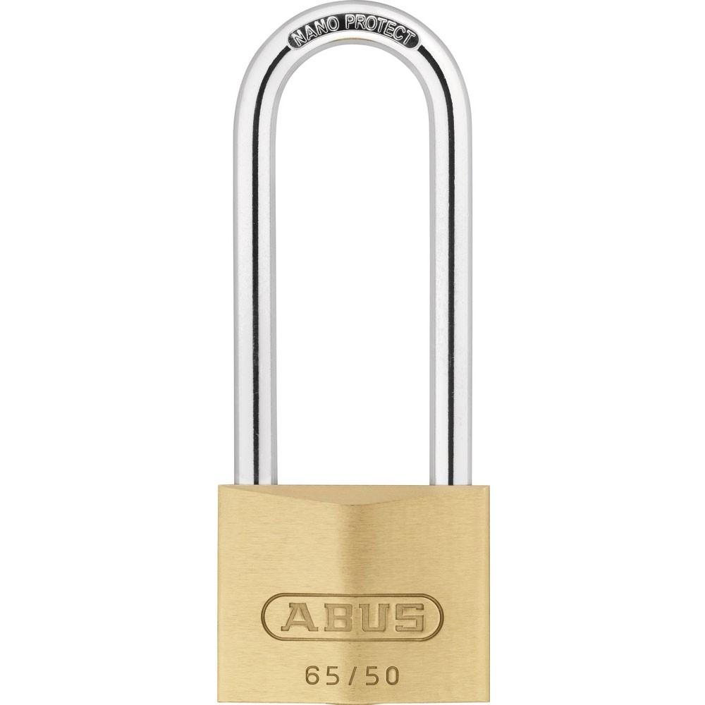 65/50HB80 Brass Padlock