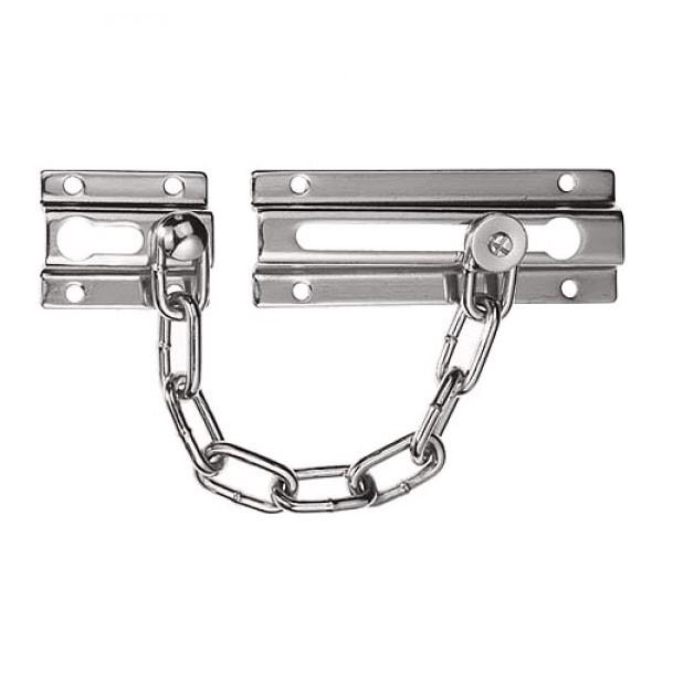 Era 787 Door Chain Satin Chrome