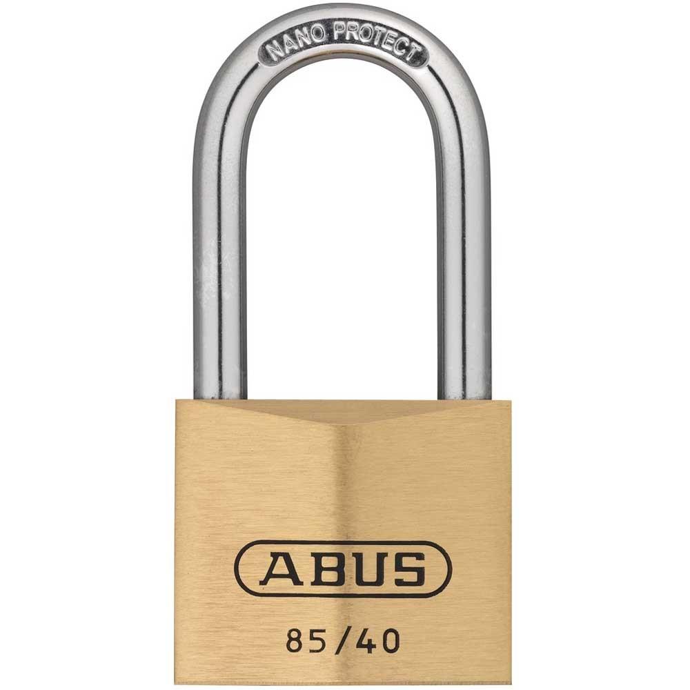 Abus 85/40HB40mm Brass Padlock