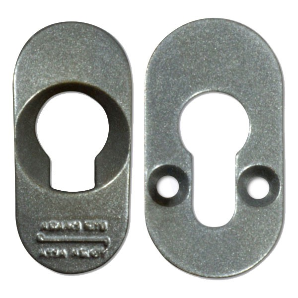Adams Rite Sentinel Euro Escutcheon Saunderson Security