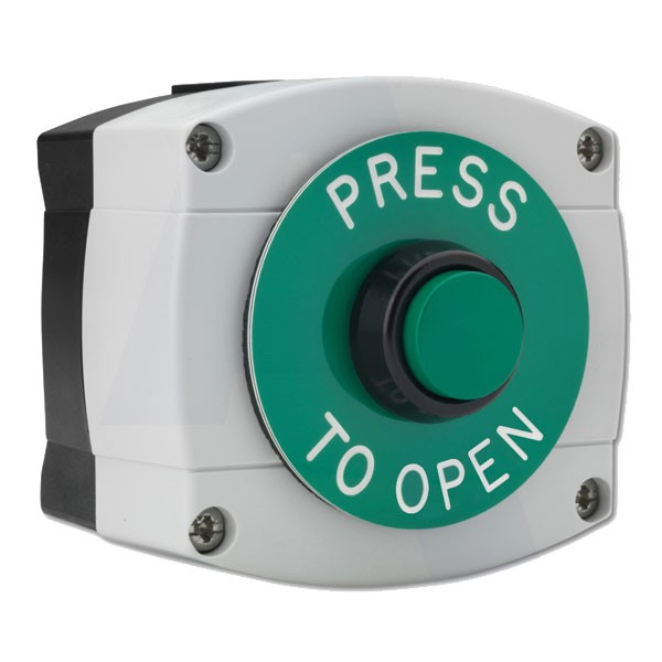 Asec Surface Mounted Press To Open Button