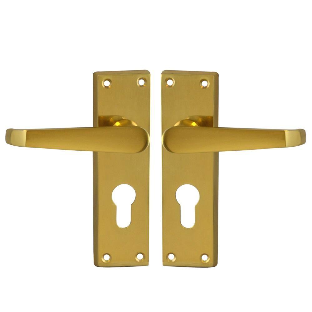 Asec Victorian furniture Lock Euro PB