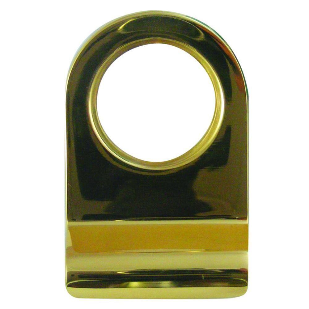 Asec Rim Cylinder Pull Brass