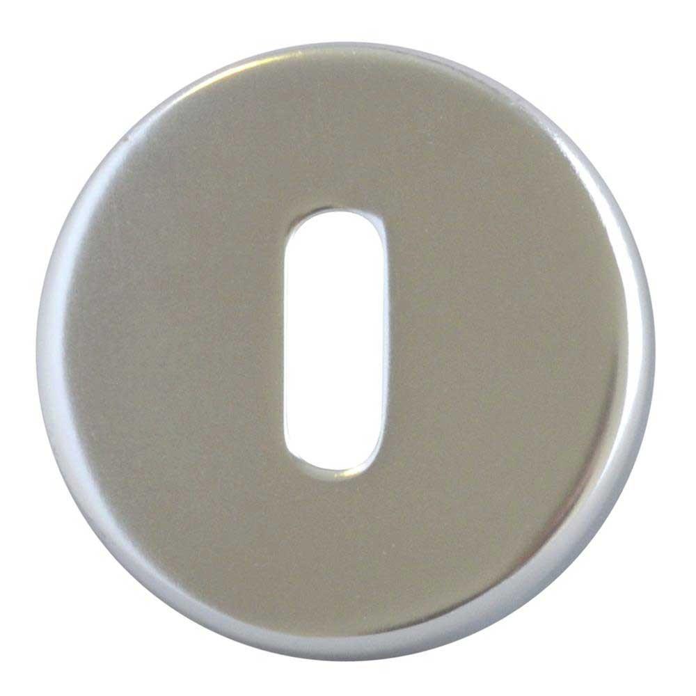 Asec Escutcheon Aluminium Standard