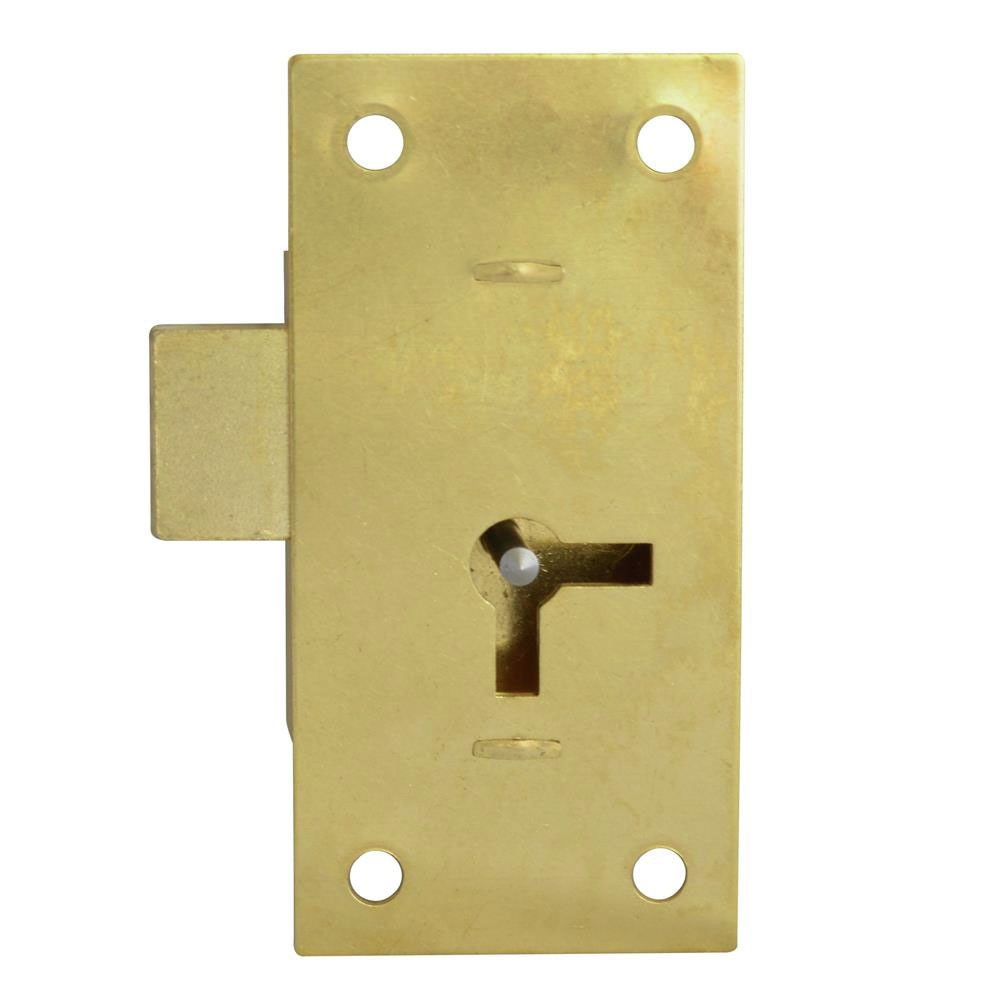 Asec 1 Lever Type 100 Straight Cupboard Lock