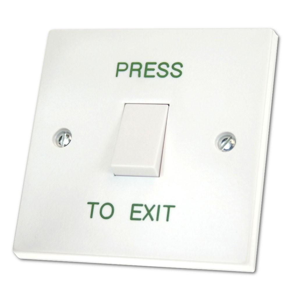 Asec 4096/P Exit Button