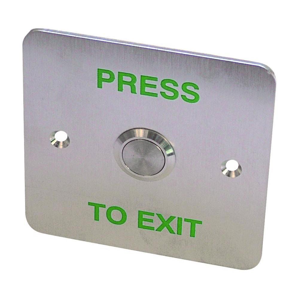 Asec EXB 0658 Exit Button 1 Gang