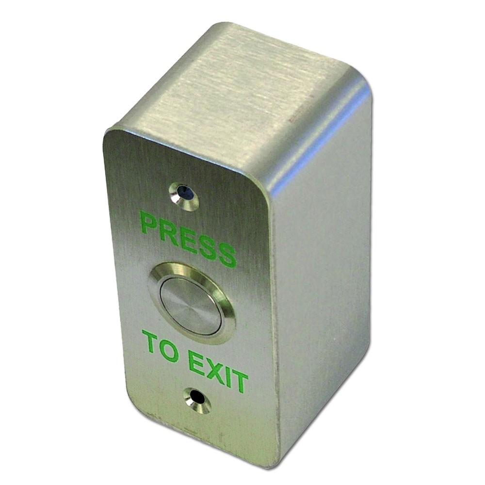 Asec EXB 0658-NS Exit Button Narrow