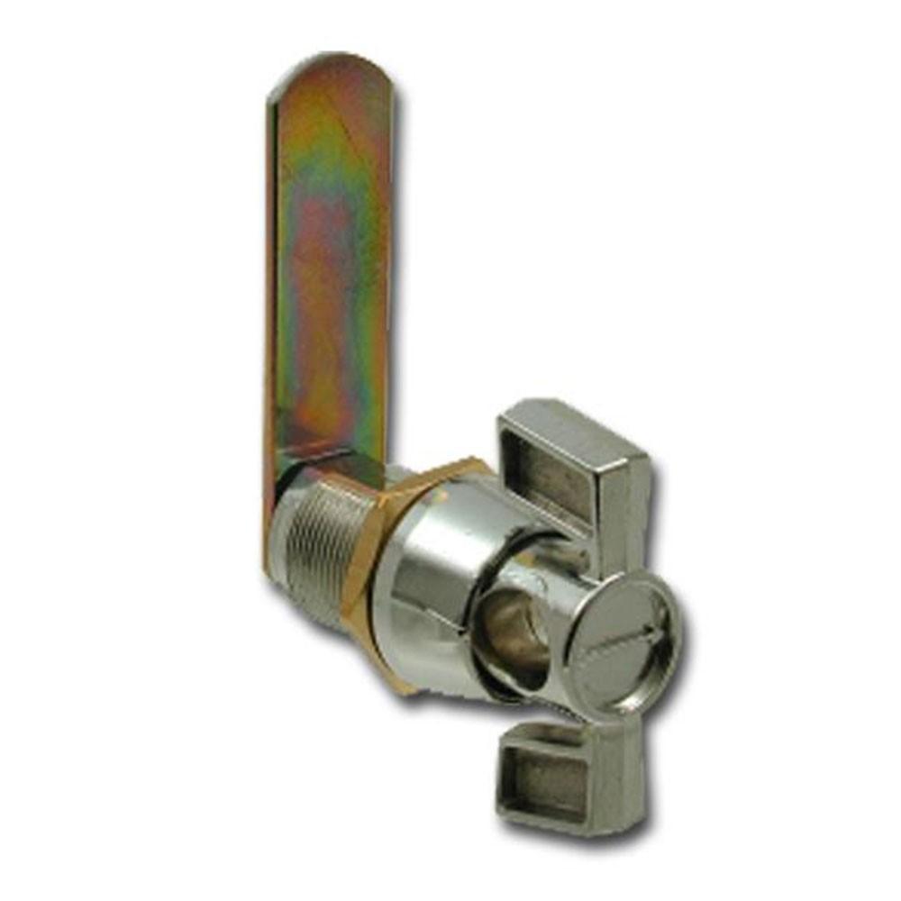 Asec Latchlock Cam Lock For Locker Padlock 7mm