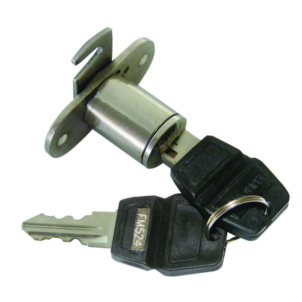 Asec Twin Flange Fix Pedestal Hook Cam Lock