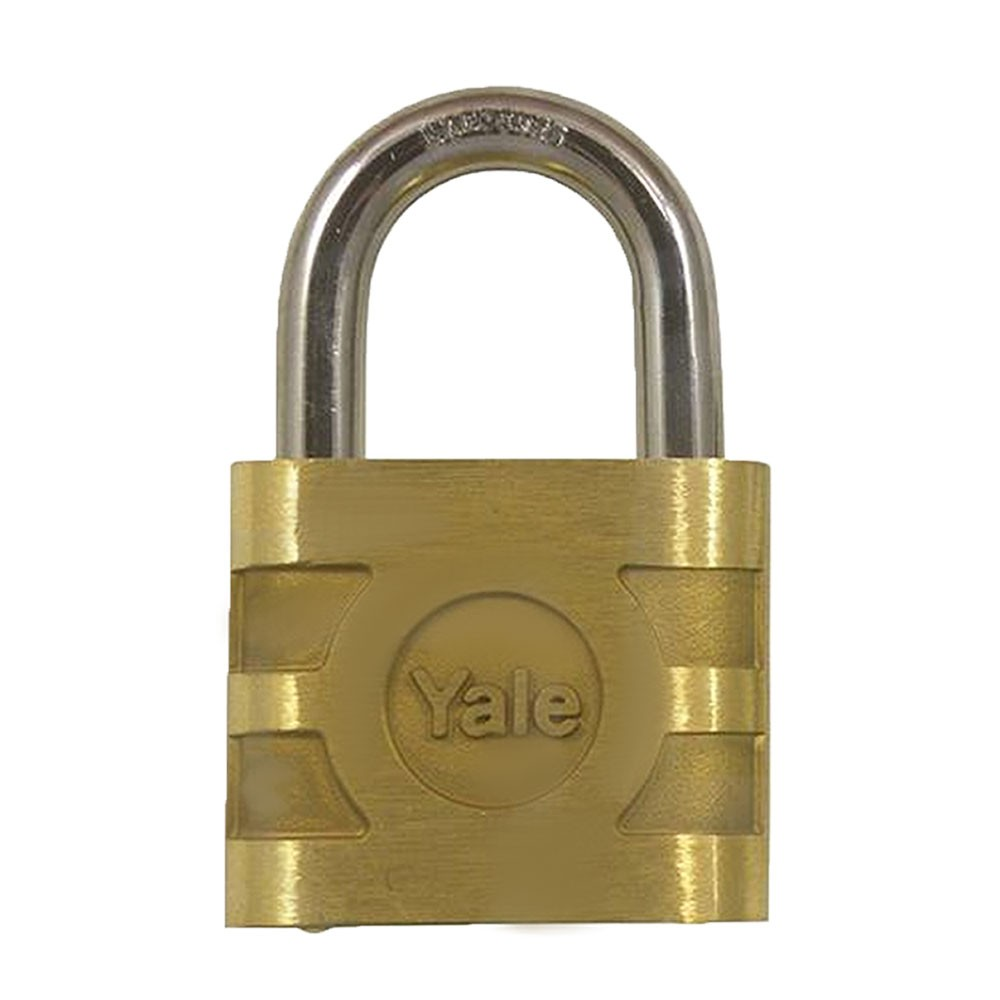 Bronze Padlock 9.5mm Steel Shackle 54mm
