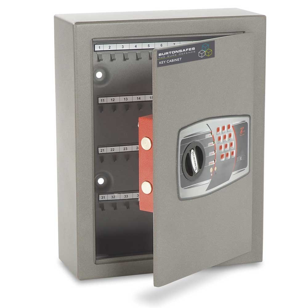 Heavy Duty Key Safe 40 Electronic