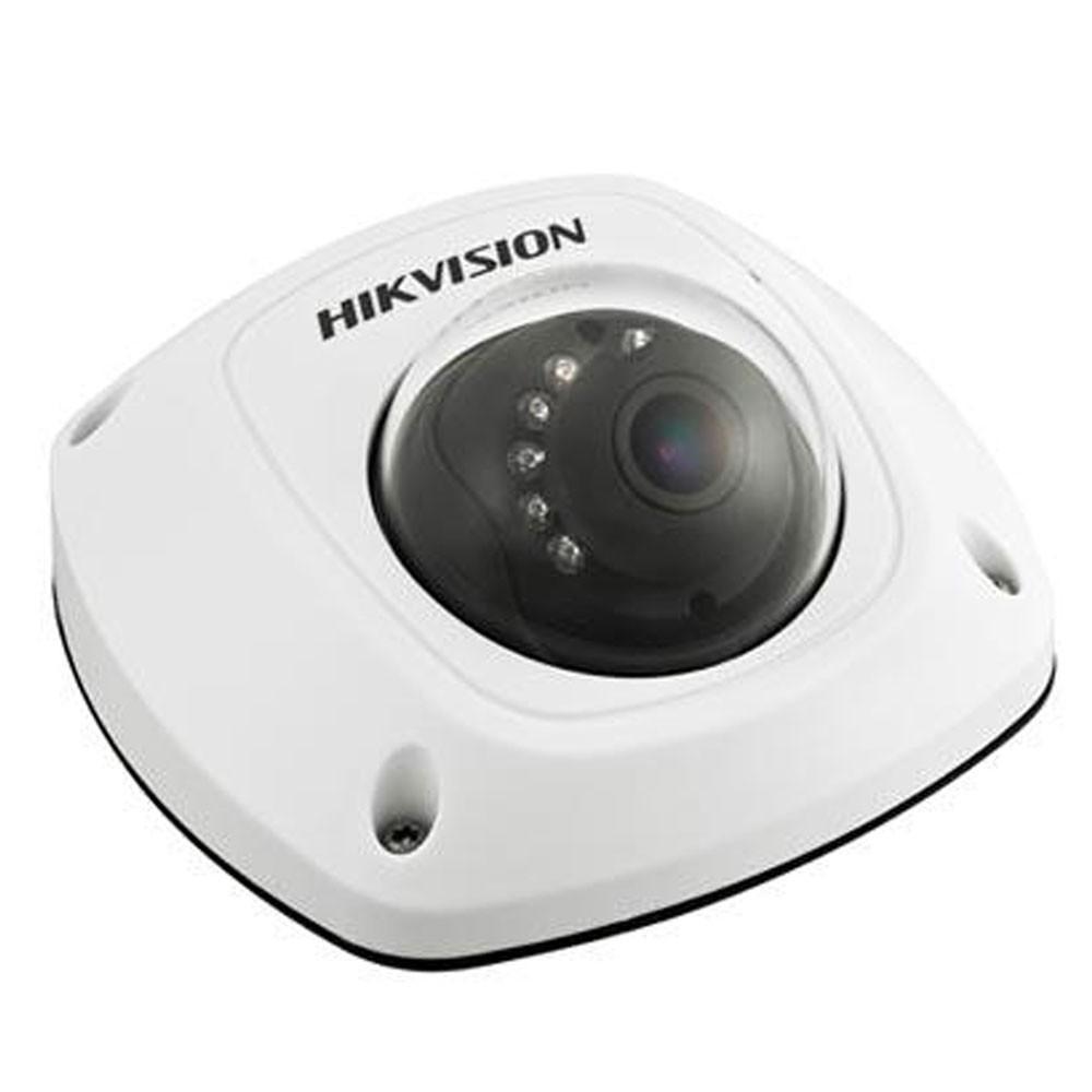 Hikvision 4MP Ext Mini Dome IP Camera