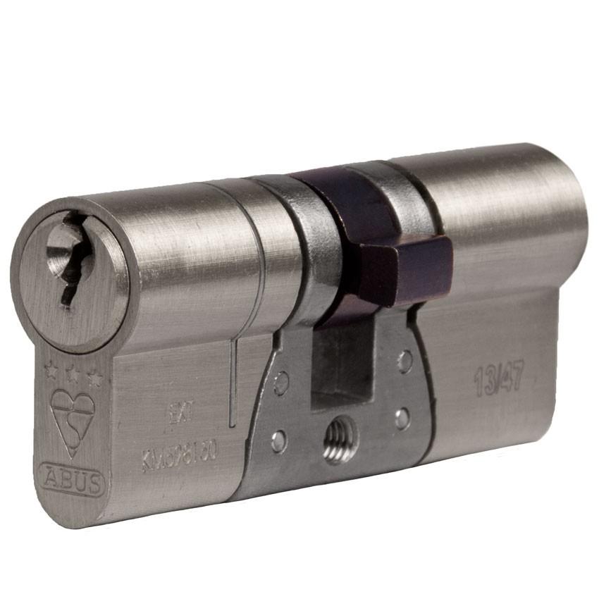 Abus E90 BSI 3 Star Cylinder 4040 Nickel