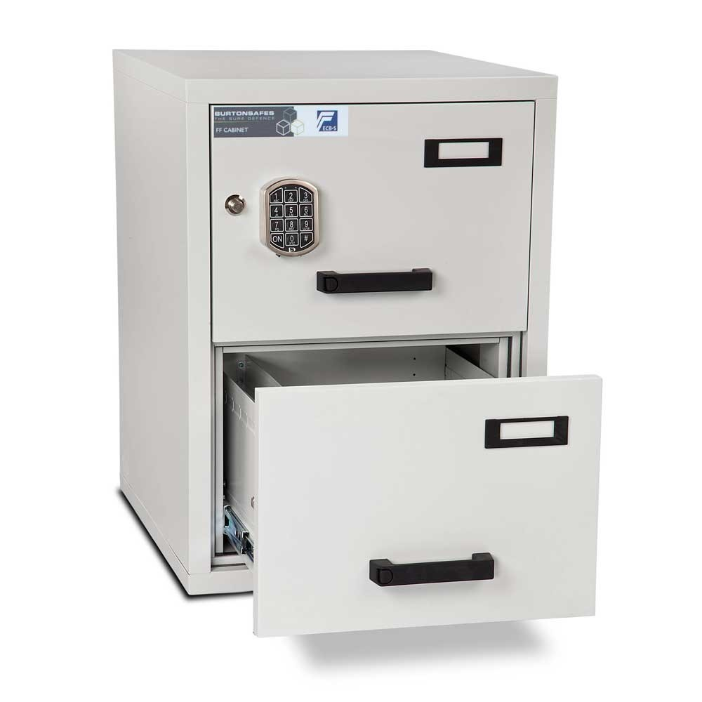 FF200 Filing Cabinet 2 Drawer Electronic