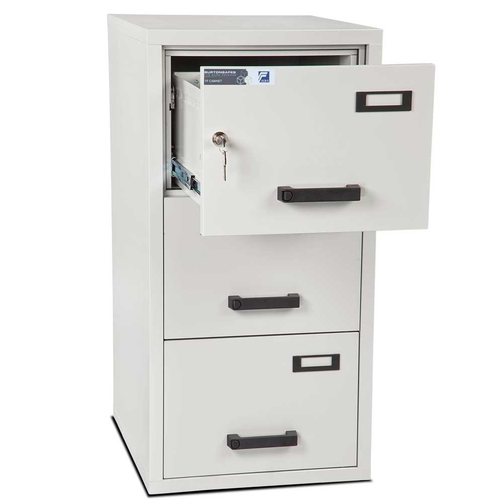 FF300 Filing Cabinet 3 Drawer Key