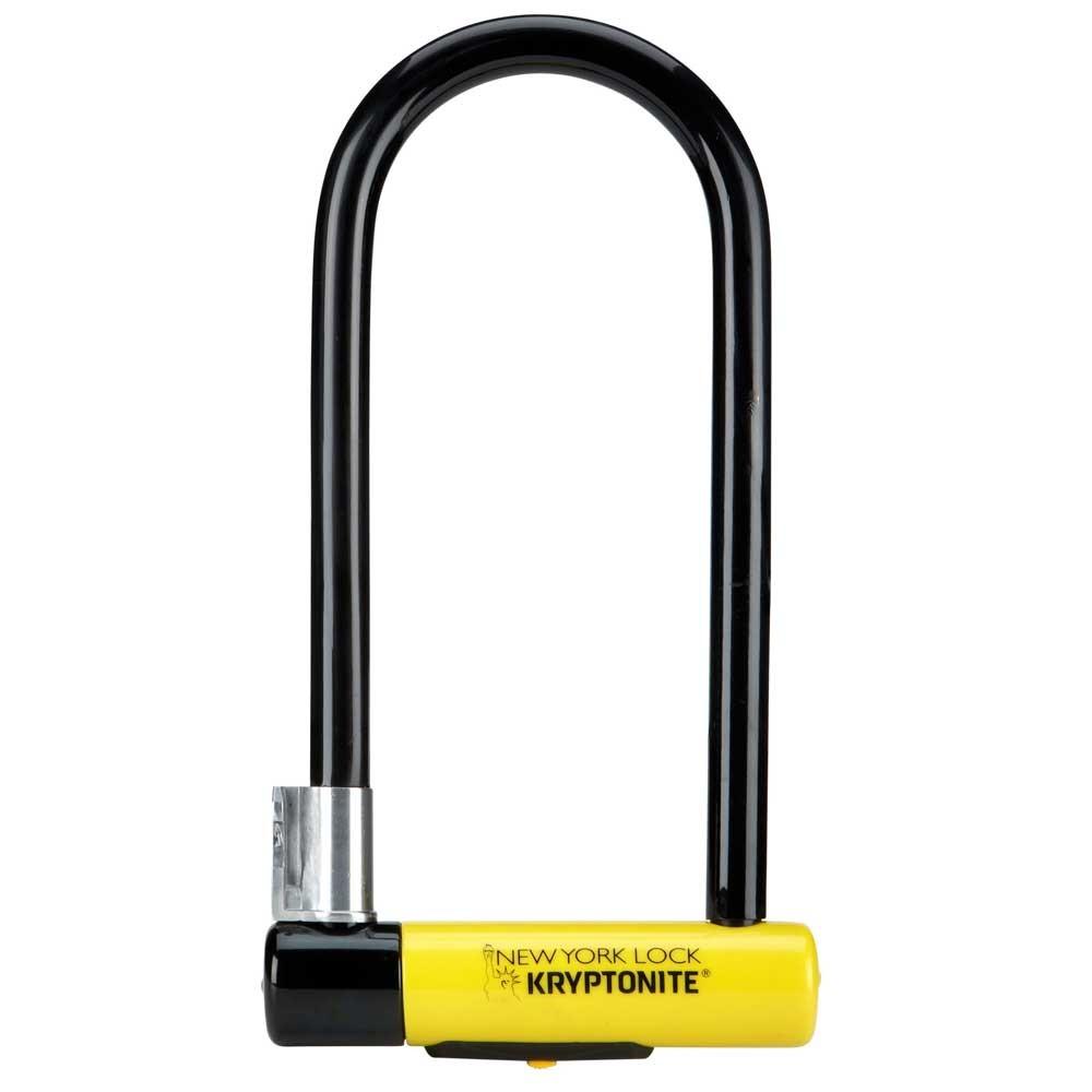 Kryptonite New York New-U Long Shackle U-Lock