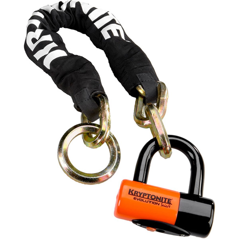 New York Noose & Disc lock