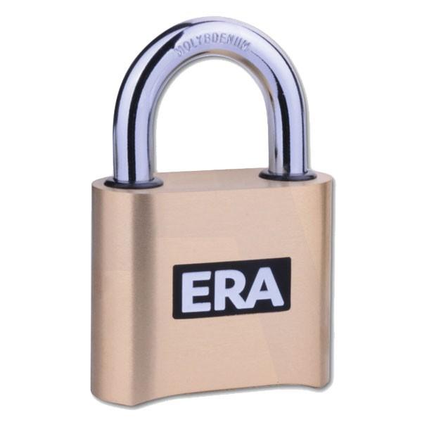 Era High Security Brass Combination Padlock