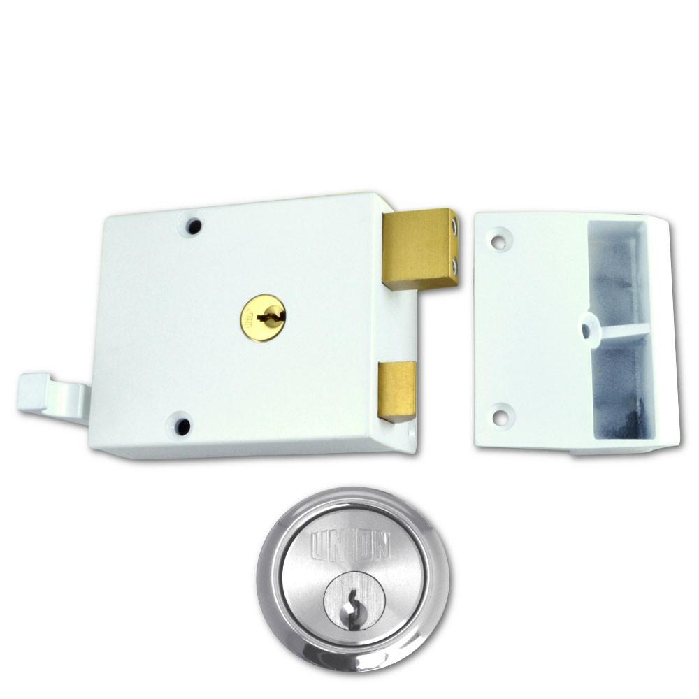Union Cyl Drawback Lock 92mm WE-SC
