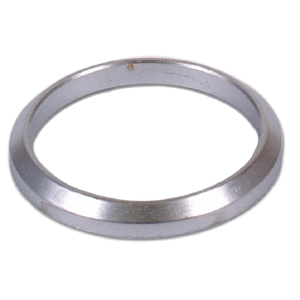 Union Trim Ring 4mm Satin Chrome