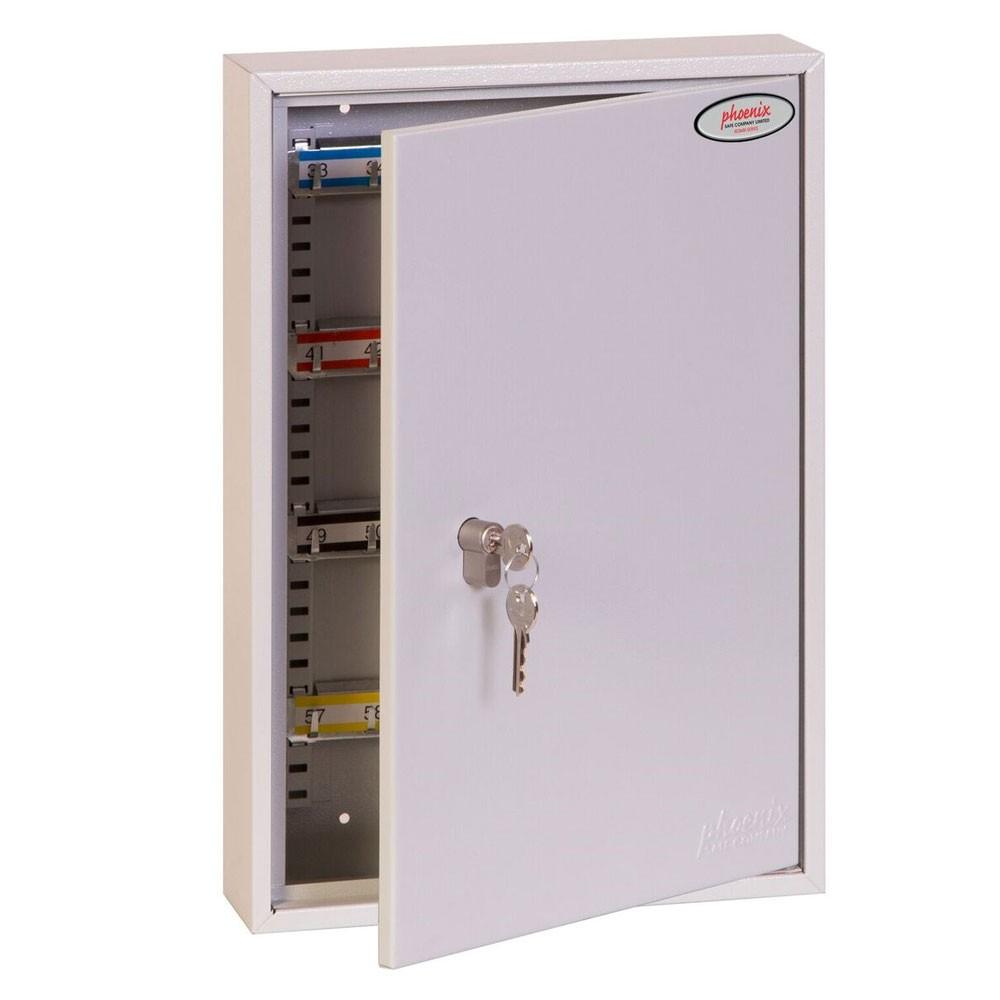 Phoenix KC0601P Key Cabinet Size 1 Euro Keylock