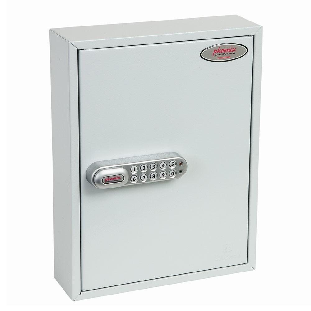 Phoenix KC0601S Key Cabinet Size 1 Electronic
