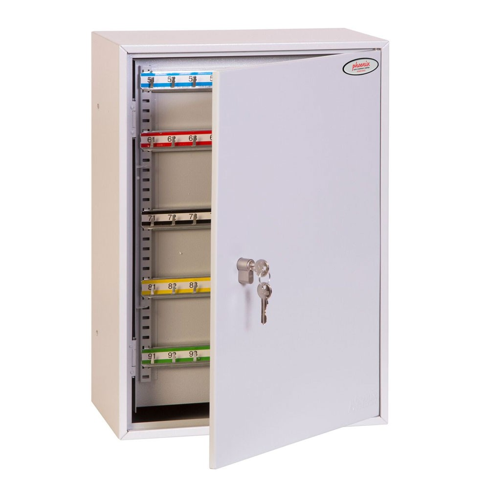 Phoenix KC0604P Key Cabinet Size 4 Euro Keylock
