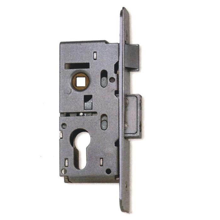 Union Sashcase L22070 Satin Chrome 54mm Euro