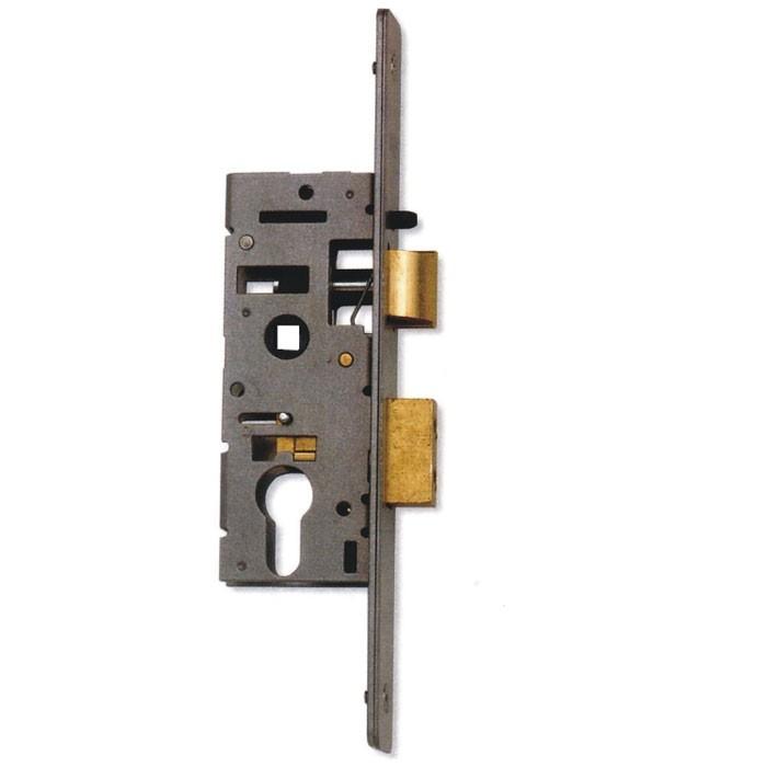 Union Sashcase L22080 Satin Chrome 50mm Euro