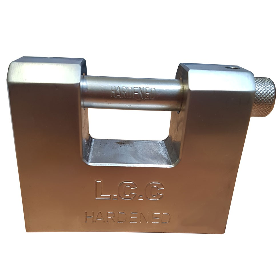 London Hardened Clamp Padlock